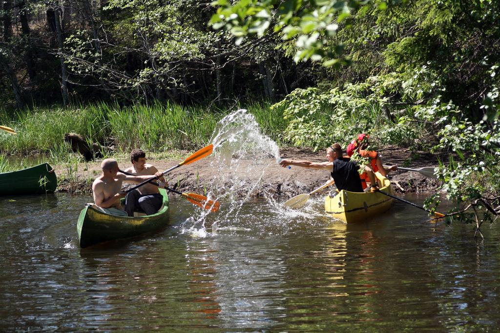 kanuumatk kanuumatkad Valgejõgi